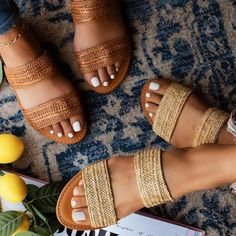 Toe Type: Flip-flops Occasion: Daily,Casual Heel Height: Low Shoes Style:Slip-On Style: Casual Gender: Women Heel Type: Flat Heel Cute Slippers, Knitted Slippers, Heeled Flip Flops, Flip Flop Sandals, Women's Sandals, Womens Slippers, Womens Flats, Lace Up Wedges, Casual Heels