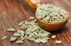 Home Remedies For Bloated Stomach - Fennel Seeds Help With Bloating, Reduce Bloating, Home Remedies For Bloating, Get Rid Of Nausea, Fennel Essential Oil, Abdominal Bloating, Natural Pain Relief, Best Teeth Whitening, Fennel Seeds