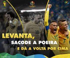 OLIMPÍADAS: Ser campeão Olímpico encerra a crise na Seleção brasileira? * Por Giorgio Leonel.