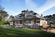 The Best Golf Clubhouse Architecture   Architectural Digest