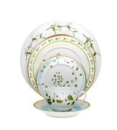 VERDURES  BY RAYNAUD. Internationally renowned for quality and style, Raynaud creates exciting original pieces in classic French Limoges Porcelai