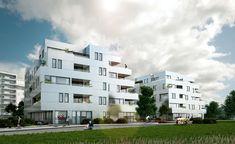 Ragnhildsvei 1 boliger