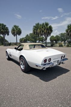 1969 Chevrolet Corvette Stingray L88 Convertible