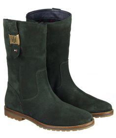 Damen Stiefel von Tommy Hilfiger  #boots #shoes #fashion #engelhorn