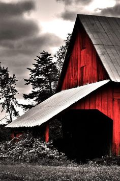 Barn...Love The Shot Of This One