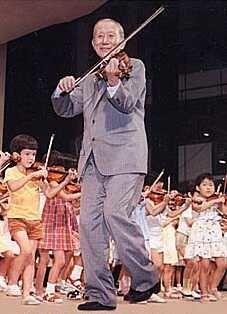 MR SUZUKI!!! ~~~ How to do Suzuki violin with your child