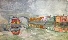 Invierno en el Canal por Charo Onieva
