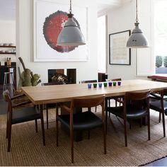 Dining Room: Modern Retro: Mid Century Modern