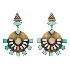 Dillen Earrings by Lionette | Charm & Chain