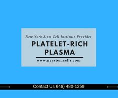 PRP treatment is a groundbreaking non-operative treatment used in plastic surgeries, dentistry, sports medicines, pain management and to promote hair. Platelet Rich Plasma Therapy, Nyc Hospitals, Blood Plasma, White Blood Cells, Rotator Cuff, Sports Medicine, Pain Management, Stem Cells