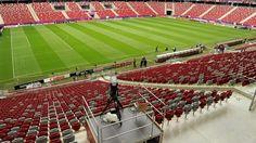 . Euro 2012, Baseball Field