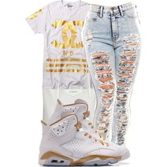 Untitled #1528, created by ayline-somindless4rayray on Polyvore