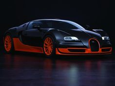 The Bugatti Veyron SuperSport: The solution to a need for speed.