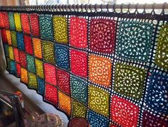 Free Vintage Crochet Curtain Patterns