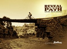 Reveal The Path – A Cycling Film by Mike Dion