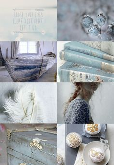 Of Ravenclaw princesses living in their cosy air castles. Witch Aesthetic, Aesthetic Collage, Blue Aesthetic, Ravenclaw, Harry Potter Aesthetic, Luna Lovegood, Hogwarts Houses, Color Inspiration, Colours