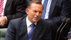 "According to the think tank, Tony Abbott has ""one of the worst senses of public relations of any prime minister in recent Australian history. Pre Election, Australian Politics, Tony Abbott, News Us, Western World, Two Faces, New Politics, Love Affair, Prime Minister"
