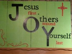 Christmas JOY! Something my dad always told me and he certainly lives by it.