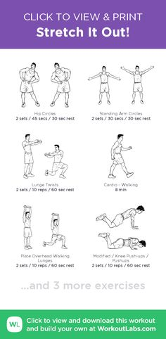 As you age your bones and muscles become weak which might affect your series of motions. Regular functions, such as strolling, standing, and going up stairs can gradually end up being tough. Best Stretches, Stretching Exercises, Body Exercises, Gym Workouts, At Home Workouts, Workout Routines, Workout Motivation, Muscle Problems, Stretching Program