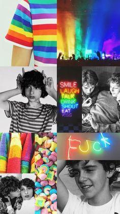 Fack//Reddie ♥️♥️♥️♥️ Finn Stranger Things, Jack Finn, I Go Crazy, My World, Love Him, Actors, Movies, Lgbt, Boyfriends