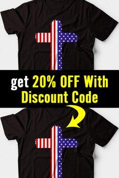 T Shirt Design Template, 20 Off, Coupon Codes, American Flag, Funny Tshirts, Shirt Designs, Presentation, Cricut, Coding