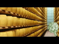 'How Parmesan Cheese is Made', A Behind-the-Scenes Look at the Making of the Italian Cheese