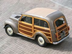 Fiat topolino break
