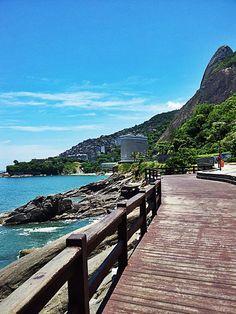 Mirante do Leblon - Rio de Janeiro - #BRASIL