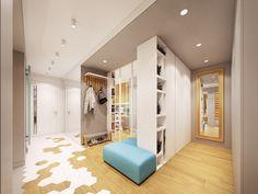 Zarysy Jan Sekuła - Pracownia Architektury, Wnętrz i Designu - Back To The Future Back To The Future, Bedroom, Interior, Modern, House, Furniture, Behance, Home Decor, Design