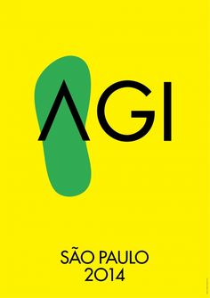 Sarah Wilbois - AGI International Posters Exhibition 2014