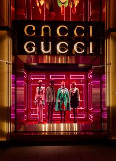 Gucci: Fall Winter 2016/17 By www.chameleonvisual.com