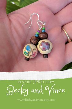 Orange Druzy Earrings Christmas stockings Fillers Girl Gift Jewellery Birthday