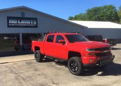 2016 Chevy 1500 by No Limits Motorsport in Plainwell MI . Click to view more photos and mod info.