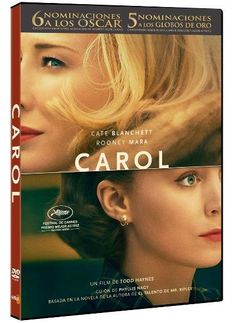 Carol céntrase na relación de dúas mulleres moi diferentes na década de 1950 en Nova York. Unha moza de 20 anos traballa nunha tenda e soña cunha vida máis plena cando coñece a Carol, unha sedutora muller atrapada nun matrimonio adiñeirado, pero sen amor. A medida que a historia se desenvolve, as súas vidas comezan a desmoronarse, amosando a Carol cada vez máis medorenta de perder a custodia da súa filla en caso de separación...