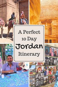 A perfect, tried and tested 10 day Jordan itinerary