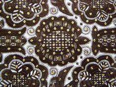 Estonian folk costume embroidery (detail)