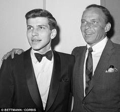 Frank Sinatra's grandson rushed to hospital after suspected ...