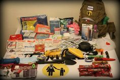 I've never been a big fan of pre-packaged survival kits until I had a chance recently to visit with Dory Harrington, founder of Mombies* emergency kits. By