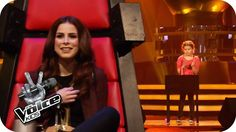 Larissa - Cups | The Voice Kids 2014 Germany | Blind Audition