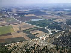 The Jezreel Valley in Israel, also known as the valley of Megiddo where according to Bible prophecy the Battle of Armageddon will take place. This Valley is also a Jewel for Bible archeology, since its history covers more than 7 millennia of contacts and conflicts between great powers that dominated the region like Egypt, Syria, Babylon and Persia.