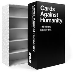 Cards Against Humanity: Bigger Blacker Box Game