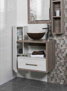 Refresh Your Bathroom With the Latest Bathroom Cabinet Trends - Life ideas Bathroom Layout, Modern Bathroom Design, Bathroom Cabinets, Small Bathroom, Home Decor Furniture, Bathroom Furniture, Bathroom Interior, Mini Bad, Washbasin Design