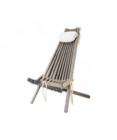 Eco Furn chair black