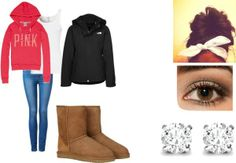 cute outfit - minus the Cheap ugg boots outfit #xmas_present #xmas_gifts
