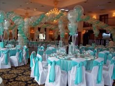 Quinceanera decor