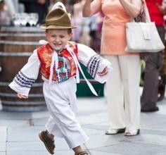 Slovak nacional costume
