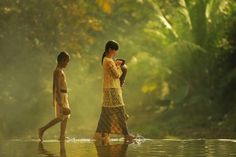 Walk of Life by Vichaya Pop on 500px