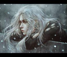 winter in my heart by NanFe.deviantart.com on @DeviantArt