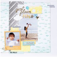 Just Plain Fun by Amy Tangerine - American Crafts - Amy Tangerine Collection