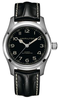 Damn. It's a custom model. It's actually a little big for my taste. The Hamilton Watches From The Movie Interstellar